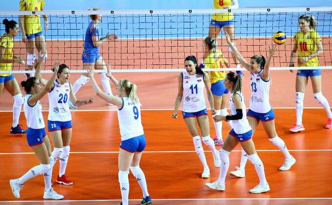 Srpske odbojkašice saznale ime protivnika u četvrtfinalu, moraće bolje nego protiv Rumunije