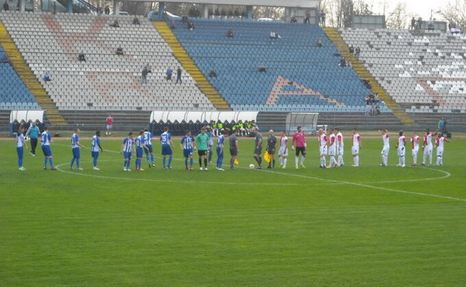 "Javor bez ""Romantike"" protiv OFK Beograda"