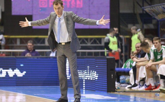 Trener Olimpije ODUŠEVLJEN Zvezdom: ''Izgubili smo SAMO sa 21 poenom razlike!