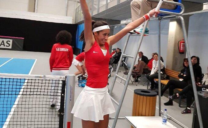 Bravo! Senzacija Olge Danilović, pala 15. teniserka sveta!