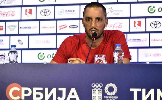 "Troicki pred Tokio: ""Naravno da od Novaka očekujemo zlato"""