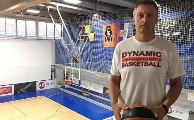 Dinamik predstavio novog trenera - Popović nasledio Mutu