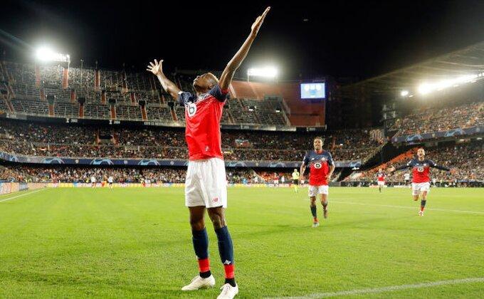 Jedan jedini klub je konkretan za Osimena i dolazi iz Serije A