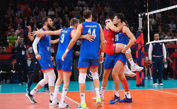 Srbija protiv Slovenije na startu Lige nacija