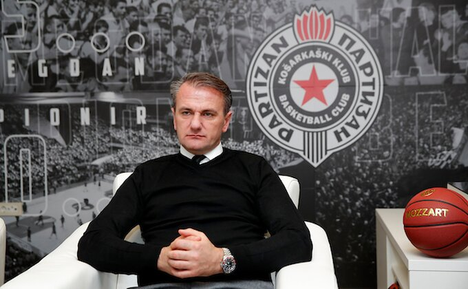 Partizan ima novog sponzora: ''Hvala Ostoji''