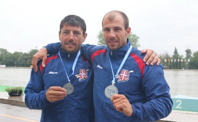 Nova medalja za Srbiju na EP - Pajić i Holpert osvojili srebro!