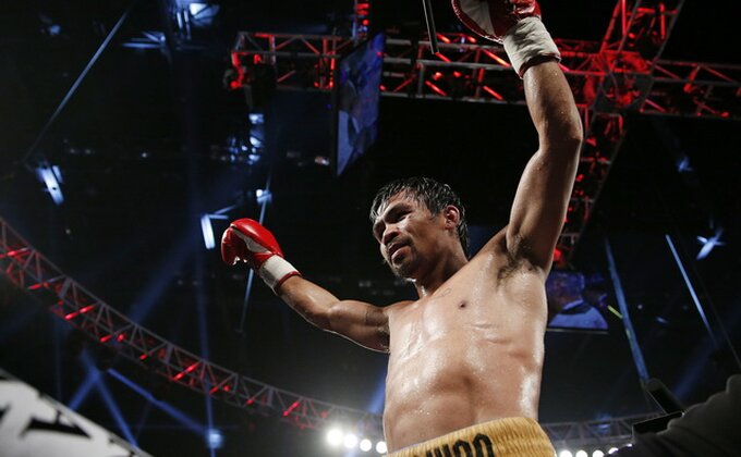 Pakjao boksuje protiv Vargasa u novembru u Las Vegasu