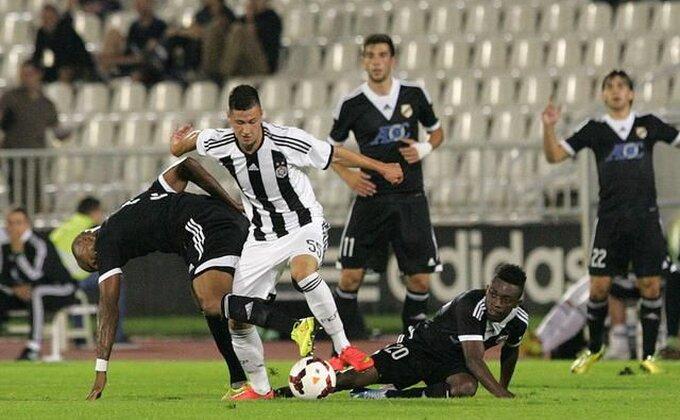 Hoće li Pantić ostati u Partizanu?
