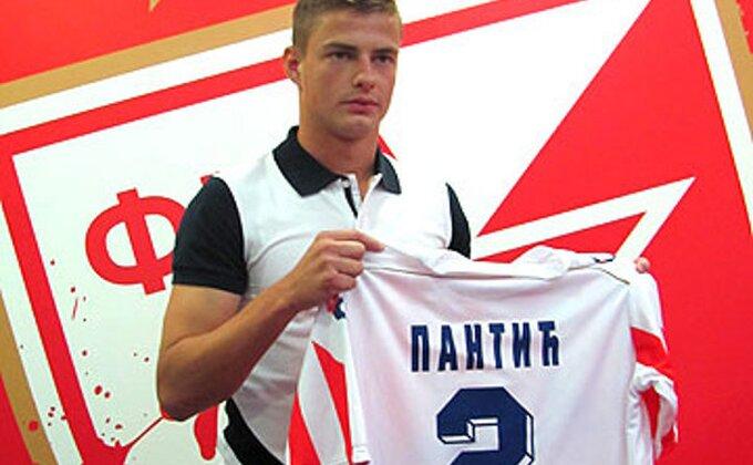 Izvestan odlazak Pantića, ali ne u Partizan