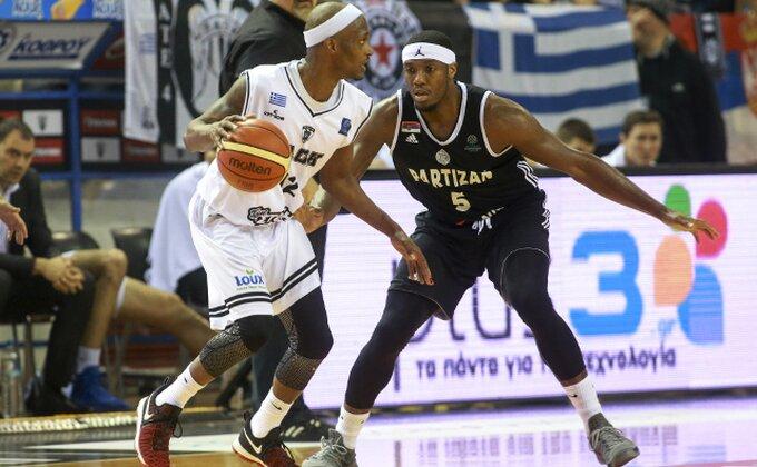 Robinson nije napustio Partizan?
