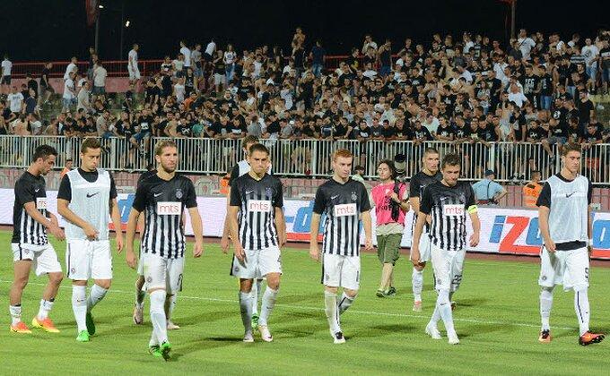 Penal ili ne?! Napredak sa ''kreča'' poveo protiv Partizana!
