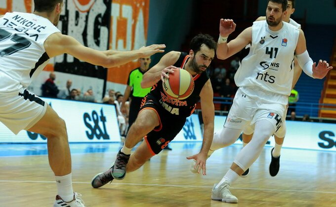 Drama u Zagrebu, Partizan umalo prokockao 21 razlike!