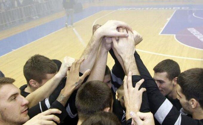 Partizan - Znoj postaje zlato a TOP 16 realnost!