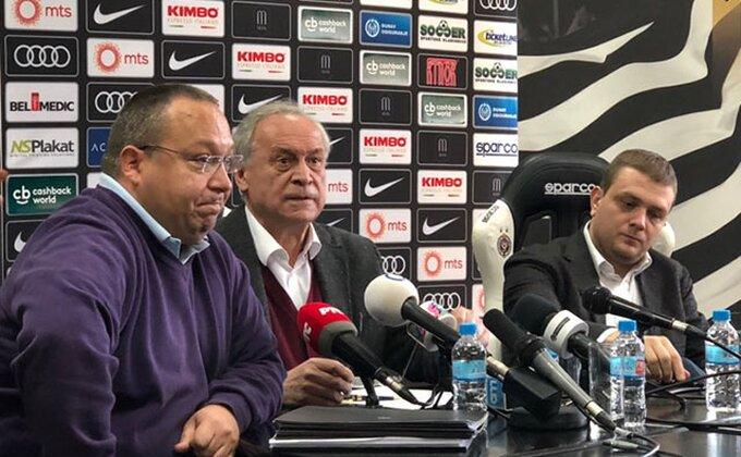 Iz Partizana ogorčeni na odluku Zajednice, Vuletić najavio radikalne mere!