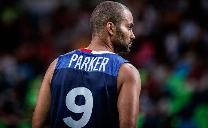 Zbogom, legendo! Parker se oprostio od reprezentacije!