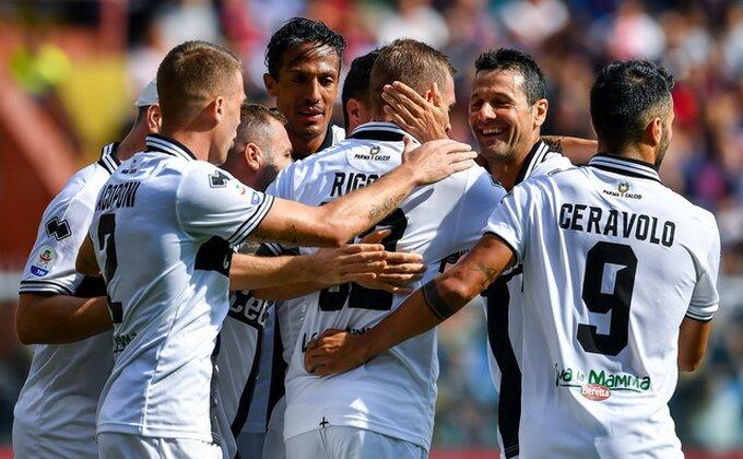 Serija A - Drama na Sardiniji, Parma do boda u poslednjim sekundama!