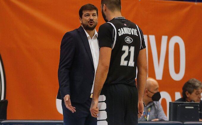 Šćepanović pohvalio ''mnogo poštenog momka'' i podsetio: ''Hiljadu puta sam rekao...''