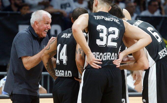 Počinje Evrokup, pogađate, prvi favorit je iz Beograda!