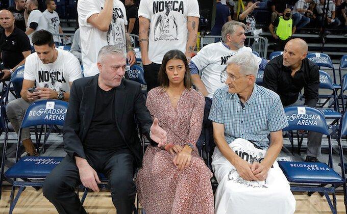 Emocije savladale Predraga Danilovića, suze u ''Areni''