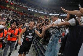 Novica se oprostio u velikom stilu, Partizan pobedio prvaka Evrope!