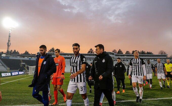 SASTAVI - Partizanov stranac opet van protokola, nema ni Stojketa, Pazarci bez strelca gola protiv Zvezde