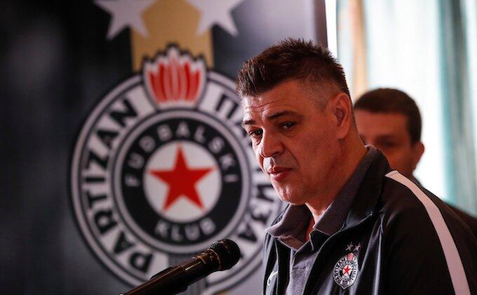 Milošević uporan, Partizan dobija najtežeg rivala?