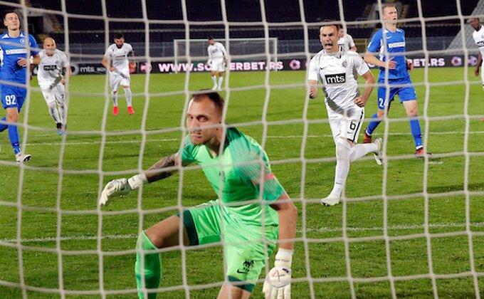 Strepnja do poslednjih sekundi, Partizan ide dalje!