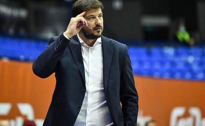 Šćepanović ne odustaje posle bolnog poraza, otkrio najveći problem Partizana!