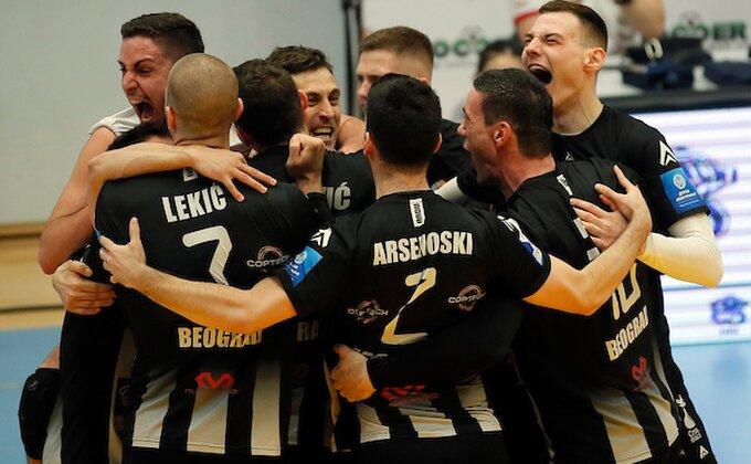 Partizan se seli iz Beograda?!