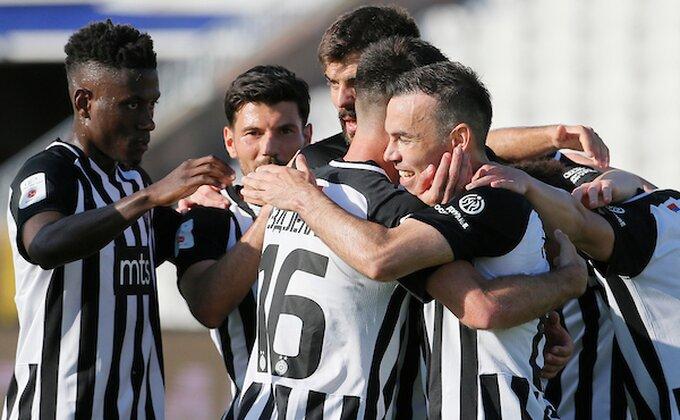 Partizan je prošle godine već posle dva kola bio u bodovnom minusu, sad opet ima dva teška gostovanja