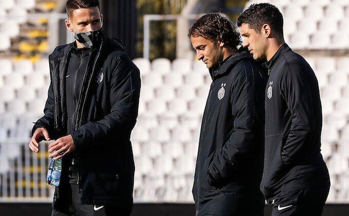 Dogovor postoji, ali Partizan ima još dve opcije za novog desnog beka?
