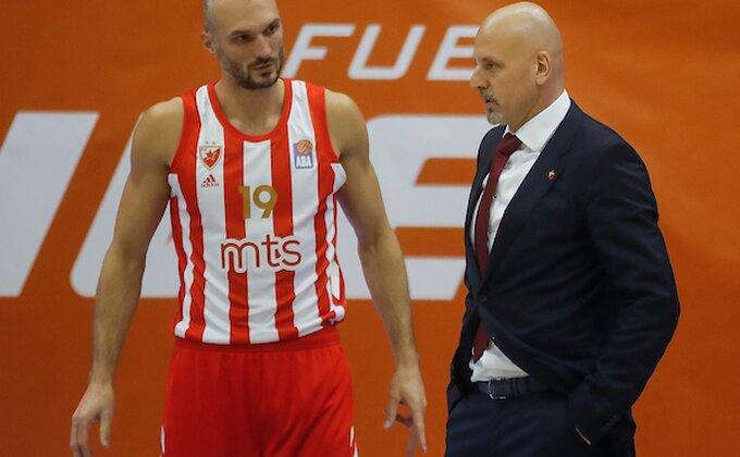 Saša Obradović ljut kao ris! Nije za medije ono što je igračima izgovorio!