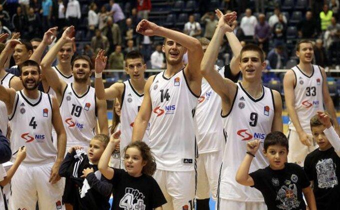 Peh za Partizan - Bez centra do kraja ABA lige!