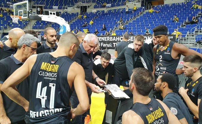Partizan dobio Monako posle TRI produžetka i dva i po sata košarke, strašni Smailagić (TVITOVI)