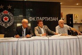 Partizan održao Skupštinu pod velom tajne