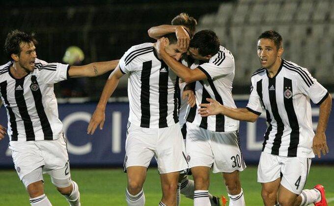 Još jedna Partizanova goleada za vrh tabele!