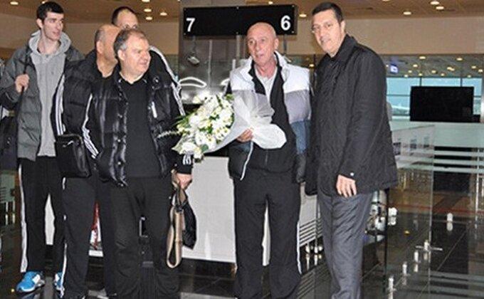 Partizan srdačno dočekan u Turskoj!