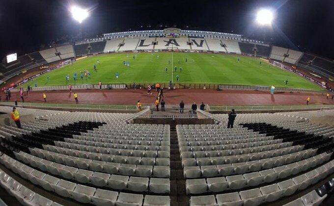 Partizan - Borac 5-1 (KRAJ)