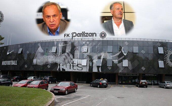"FSS se ogradio: ""Ne mešamo se u izbore FK Partizan"""