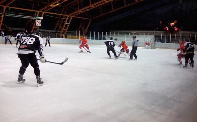 Hokej - Partizan prejak za Zvezdu!