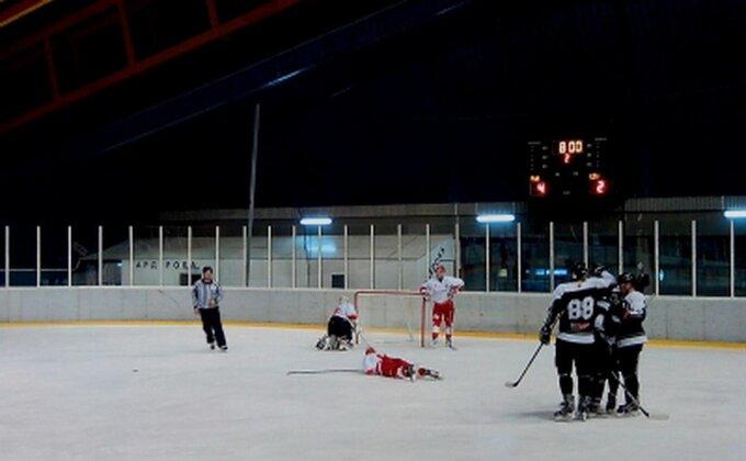 Hokejaši Partizana osvojili devetu uzastopnu titulu!