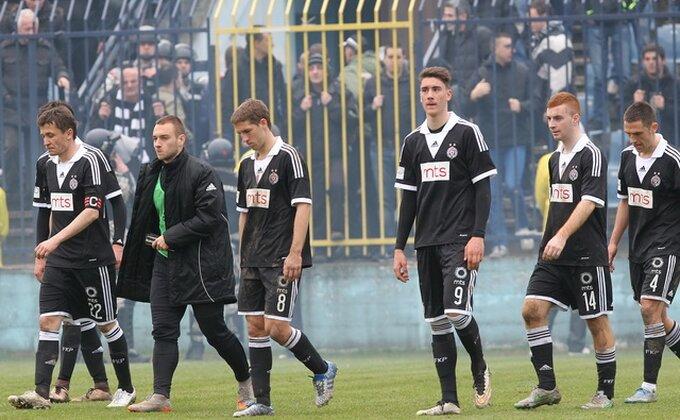 Ovako su na zvaničnom sajtu Partizana komentarisali utakmicu!