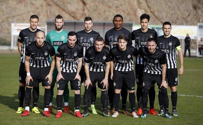 Proradila Đukina dobitna kombinacija, nova pobeda Partizana!