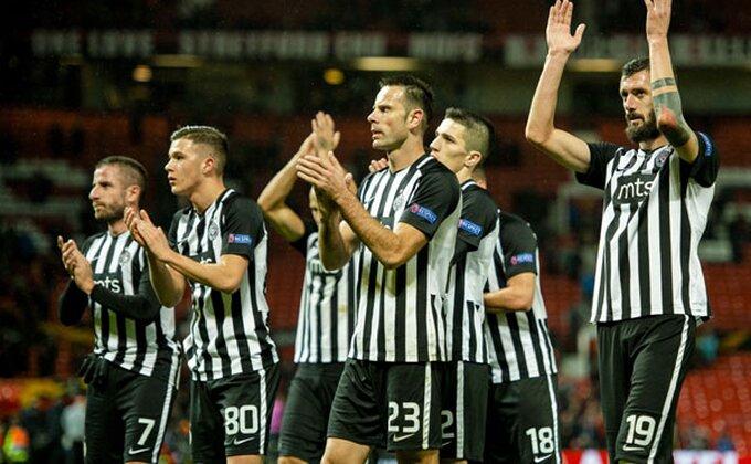 Partizan sa 20 igrača krenuo u Holandiju