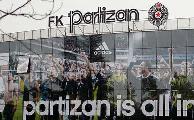 "FK Partizan: ""Spasić izvršilac, autori nepravde sede u FSS!"""