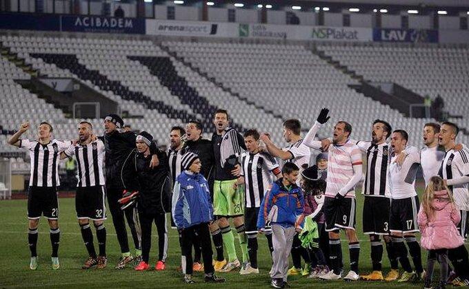 Partizan do proleća na ''plus 6''!