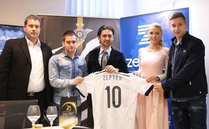Cepter uz Partizan u narednih godinu dana