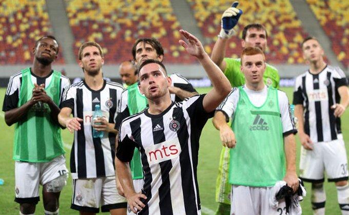 Zbog čega RTS prenosi samo Partizanove mečeve?