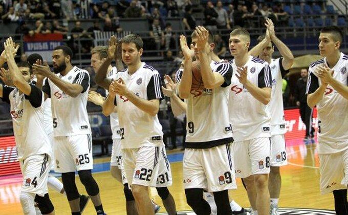 Partizan na ''plus 32''!