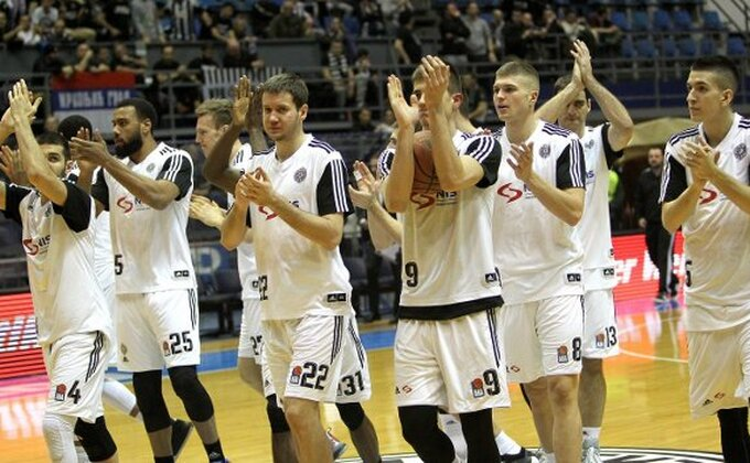 POTVRDA IZ HUMSKE - Partizan igra Evrokup!